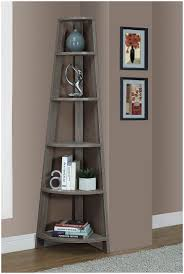 trendy living room with corner shelf decorating ideas u2013 modern