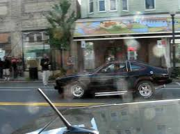 Mustang In Black Zookeeper Driving Scene Cambridge Ma In Black Ford Mustang Ii