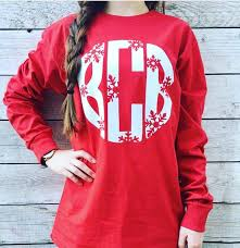monogrammed christmas best 25 monogrammed christmas shirts ideas on vinyl
