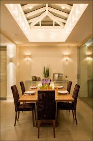 Size Of Chandelier For Dining Table Dining Room Magnificent Ceiling Lights Above Dining Table