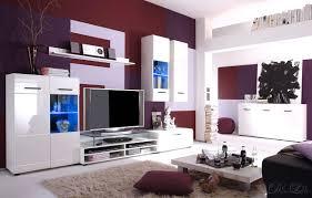 Wohnzimmer Vitrine Dekorieren Weiße Möbel Wohnzimmer