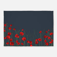 poppy flower rugs poppy flower area rugs indoor outdoor rugs