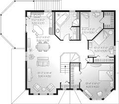 Multi Family Homes Floor Plans Selman Duplex Family Home Plan 032d 0371 House Plans And More