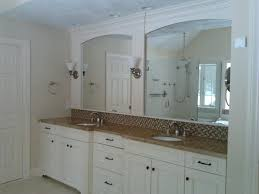 bathrooms design wood framed bathroom mirrors vintage bathroom
