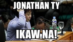 Ikaw Na Meme - jonathan ty ikaw na kim henares new meme generator