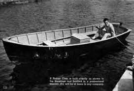 build a wooden sea skiff plans