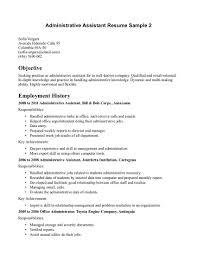 sap fico sample resume sap basis administrator resume sample free resume example and resume examples administrative assistant objective sample resume regarding job objective for administrative assistant 8728