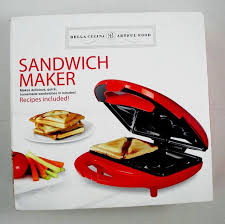 Toaster Sandwich Maker The 25 Best Toasted Sandwich Makers Ideas On Pinterest Grill
