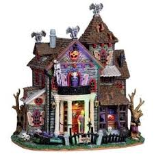 lemax spooky town 7 best lemax spooky town images on town