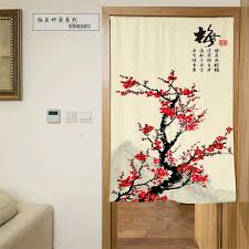 aliexpress com buy nice curtains chinese style flowers bamboo