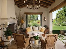 interior design spanish colonial style patio spanish colonial
