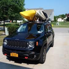 renegade jeep roof kayak transportation jeep renegade forum