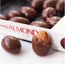best s day chocolate zero food imported from japan almond milk chocolate sandwich