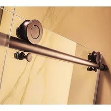 Shower Door Part Republic Part Crsbs0362 Orb Tub Mocha Premium 3 8 Thick Clear