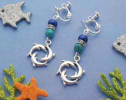 children s earrings snowflake clip on earrings childrens earrings kids