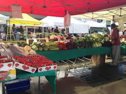 Market Stall Canopy by Farmers U0027 Market Brings Options Awareness To South La Stories