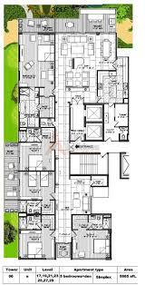 5 bhk m3m golf estate floor plan archives floorplan in