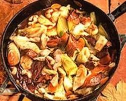 cuisine az com plat recette boeuf braisé aux poireaux