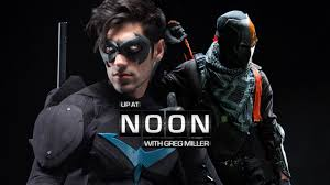 nightwing the series teaser on up at noon