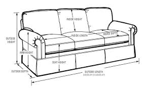 average couch depth standard length of a sofa average sofa seat height download average