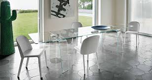 Kayo By Fiam Italia Modern Dining Tables Linea Inc Modern - Dining room tables los angeles