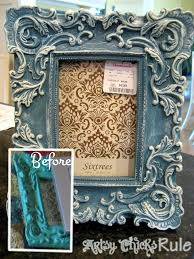 annie sloan chalk paint not just for furniture artsy hhome goods frame chalk painted artsy chicks rule annie sloan