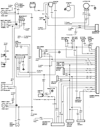 ford alternator wire colors wiring diagram simonand