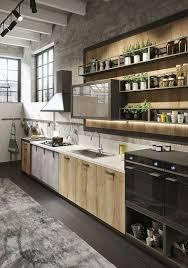 cuisines snaidero cuisine industrielle conçue par la compagnie snaidero cuisine