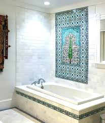 bathroom mural ideas bathroom tile murals ceramic tile murals for bathroom photo 2