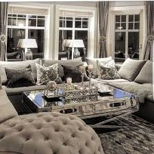 grey livingroom prettygirlslied homespiration