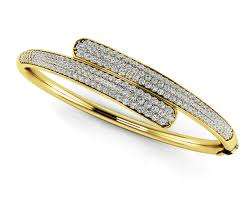 bangle bracelet diamond images Buy quality diamond bangle bracelets in gold or platinum jpg