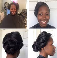 pin up hairdos long black hair 50 superb black wedding hairstyles