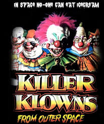 Killer Klowns Outer Space Halloween Costumes Killer Klowns Outer Space Slim Mask Jmmgm100