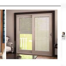 5 Foot Sliding Patio Doors Find More Bran New Sliding Patio Doors With Integrated Blinds