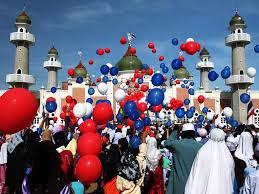 Celebration In Uk Eid 2016 When Is It How Do Muslims The End Of Ramadan