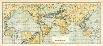 England On The World Map by History Of The Atlantic Cable U0026 Submarine Telegraphy Submarine