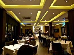 Interior Air The Interior Air Conditioned Dining Room Picture Of Au Petit