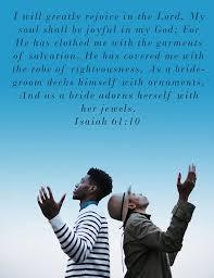 verset biblique mariage les 25 meilleures idées de la catégorie isaiah 61 10 sur