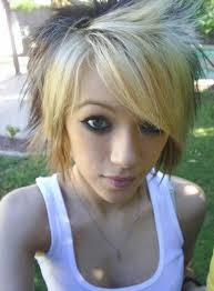 is a pixie haircut cut on the diagonal 10 emo pixie cuts short hairstyles 2016 2017 most popular