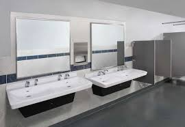 Commercial Bathroom Design Commercial Restroom Design Trends Drive Cleanliness And