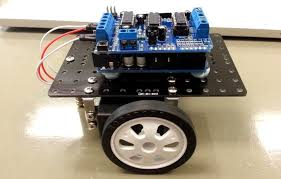 home cleaning robots arduino based floor cleaning robot using ultrasonic sensor