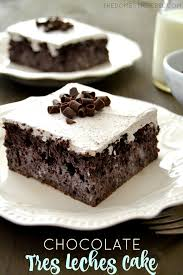 chocolate tres leches cake the domestic rebel