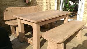 how to make an outdoor table rustic patio table notor me