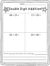 tori u0027s teacher tips double digit addition no algorithms allowed