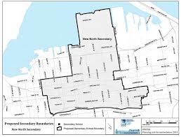 Hamilton Ontario Map New North Secondary Revitalization