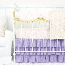 Convertible Crib Sets Clearance Nursery Beddings Custom Baby Bedding Sets With White Ruffle Crib
