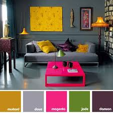 tables et chambres d h es tuesday huesday popping with colour purple cushions green