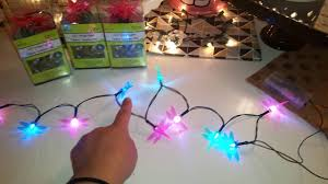 dollar tree led string lights review
