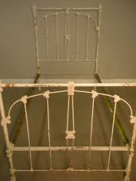 Shabby Chic White Bed Frame by Antique Bed Frames Metal Antique Iron Bed 12 Shabby Chic