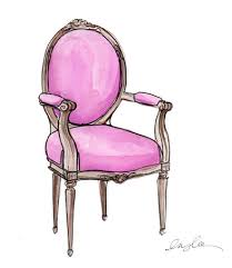 cynthia rowley chair on the hunt